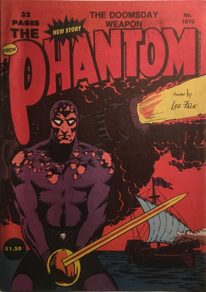 THE PHANTOM #1010