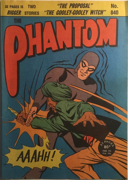 THE PHANTOM # 840