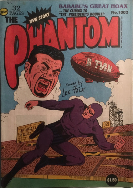 THE PHANTOM #1002