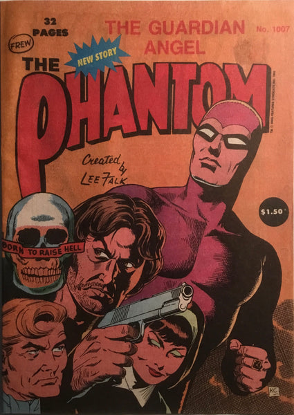 THE PHANTOM #1007