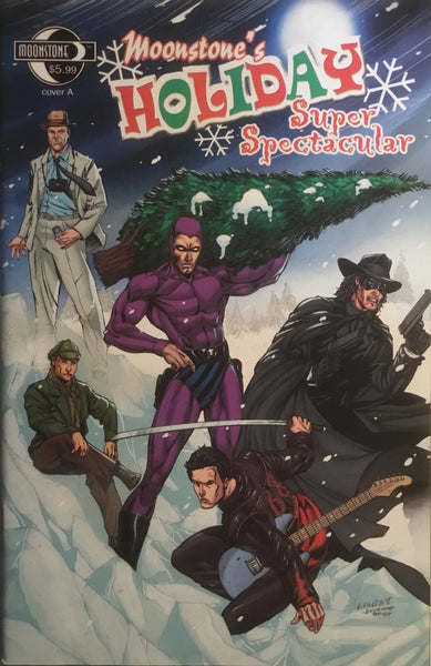 MOONSTONE'S HOLIDAY SUPER SPECTACULAR (FEATURING THE PHANTOM)