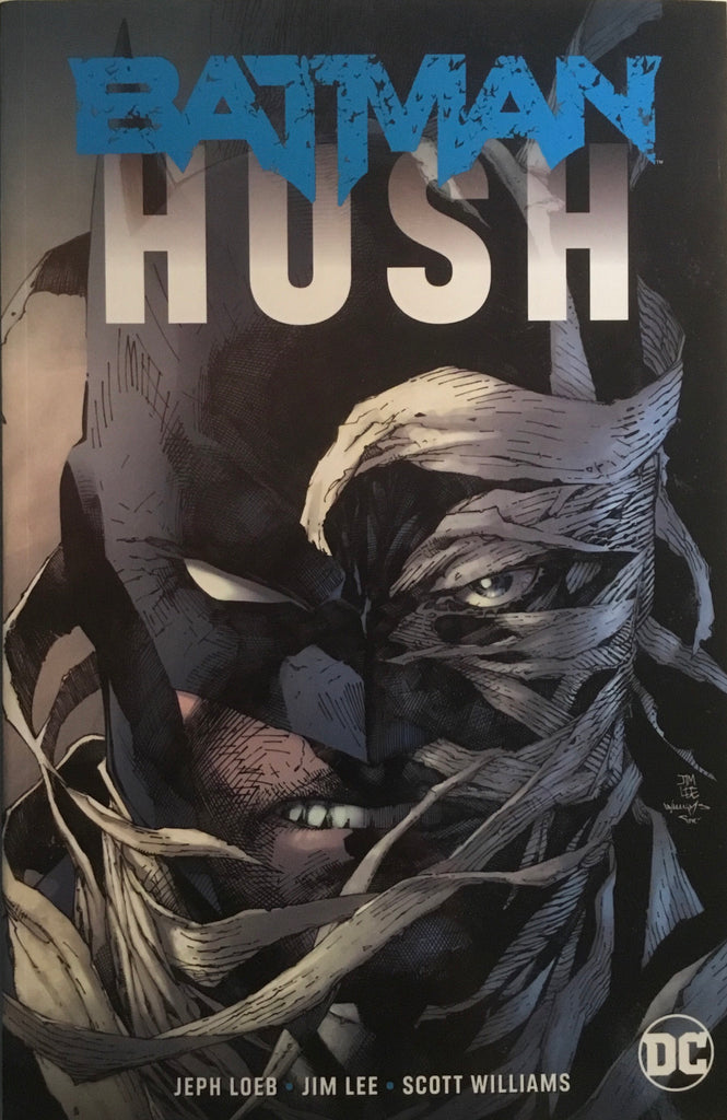 BATMAN HUSH GRAPHIC NOVEL