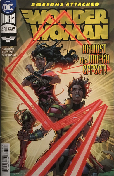 WONDER WOMAN (REBIRTH) #43