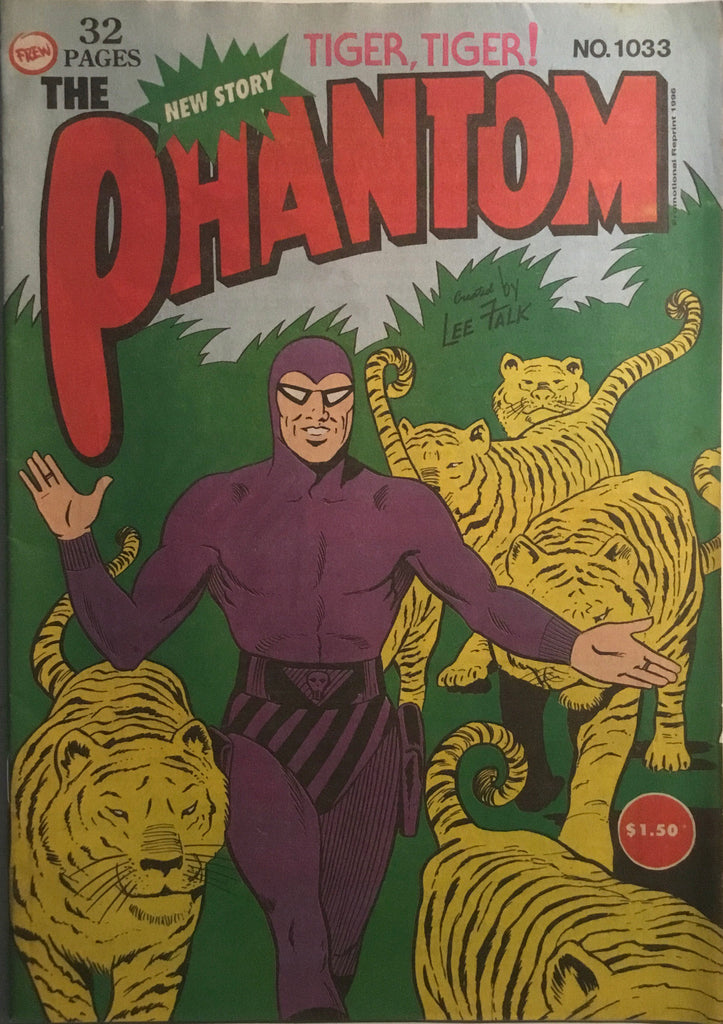 THE PHANTOM #1033
