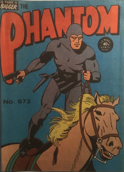 THE PHANTOM # 673