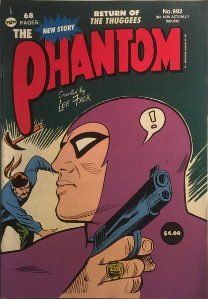 THE PHANTOM # 992