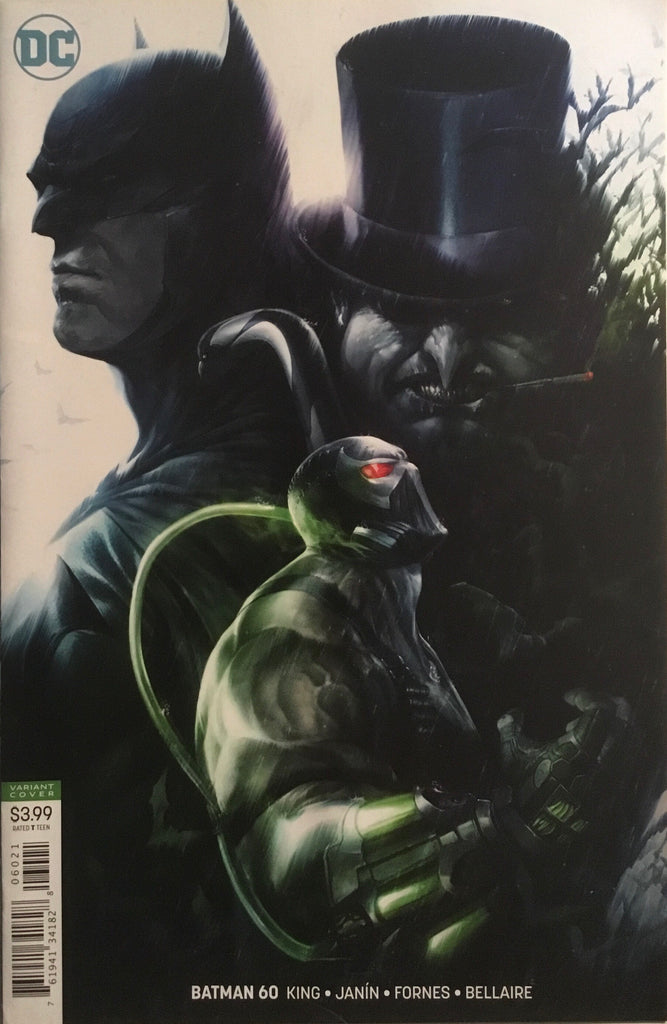 BATMAN (REBIRTH) # 60 VARIANT COVER – Comics 'R' Us