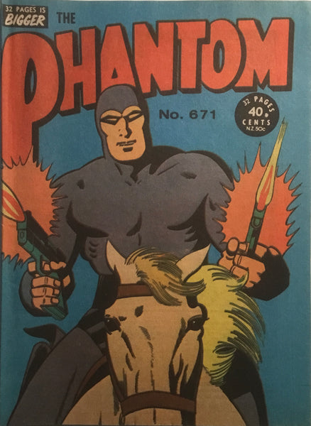 THE PHANTOM # 671