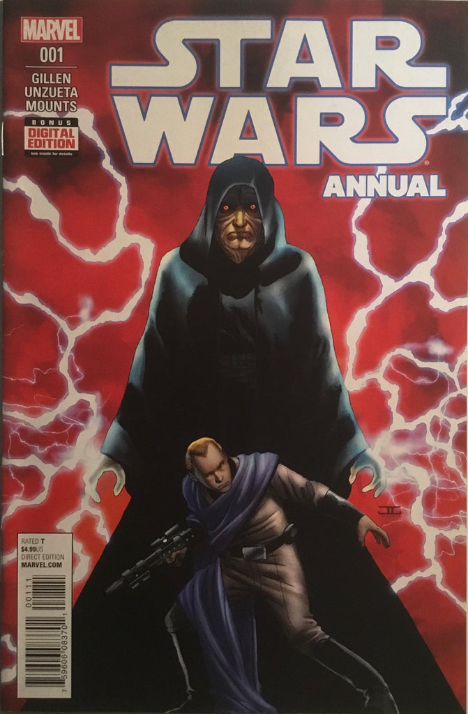 STAR WARS (2015-2020) ANNUAL # 1