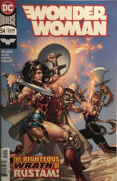 WONDER WOMAN (REBIRTH) #54