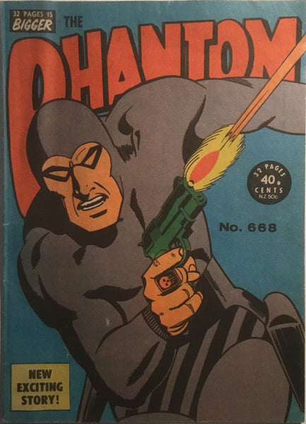THE PHANTOM # 668