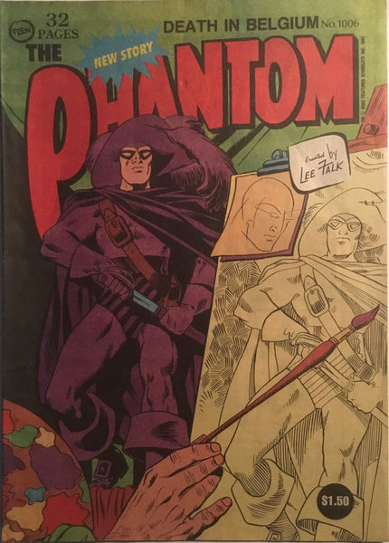 THE PHANTOM #1006