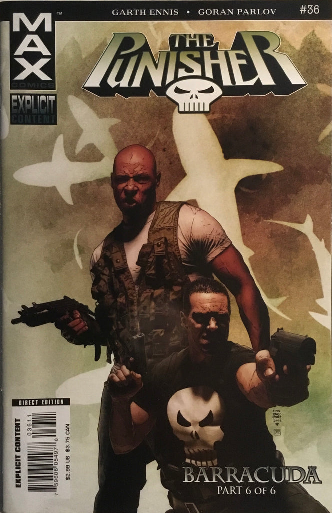 PUNISHER (2004-2009) #36