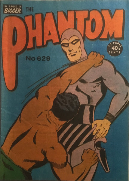 THE PHANTOM # 629