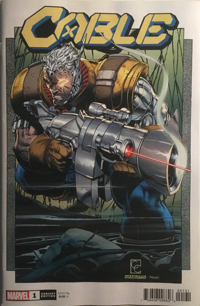CABLE # 1 CAPULLO 1:100 HIDDEN GEM VARIANT COVER