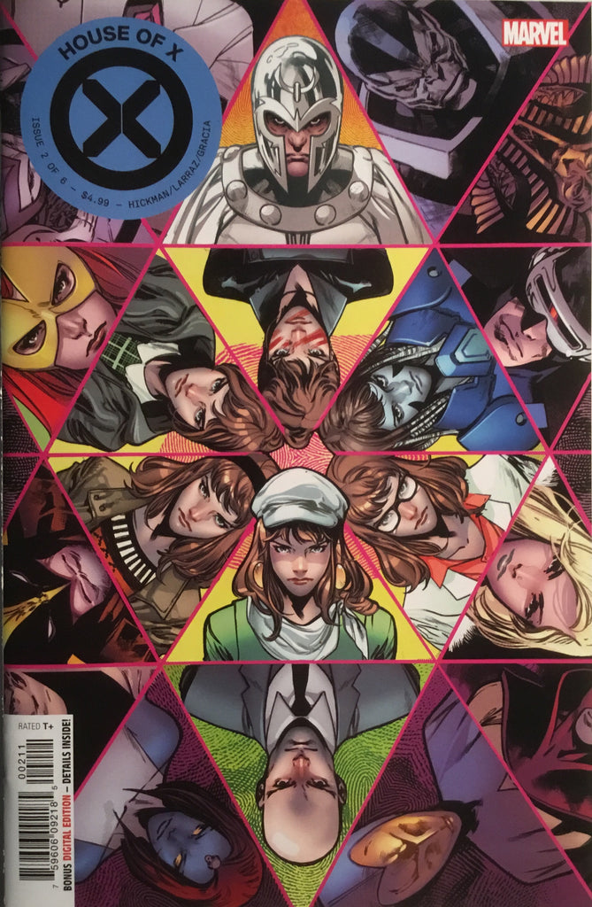 HOUSE OF X # 2 FIRST PRINTING