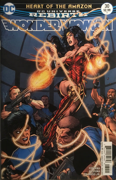 WONDER WOMAN (REBIRTH) #30