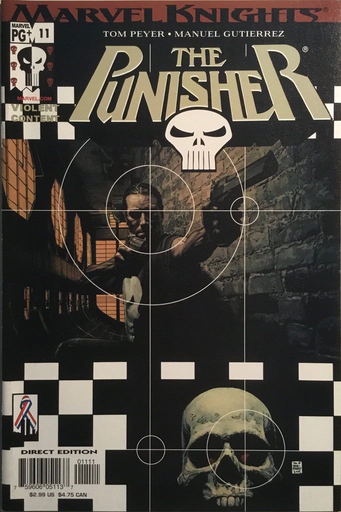 PUNISHER (2001-2004) #11