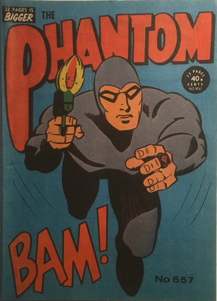 THE PHANTOM # 657