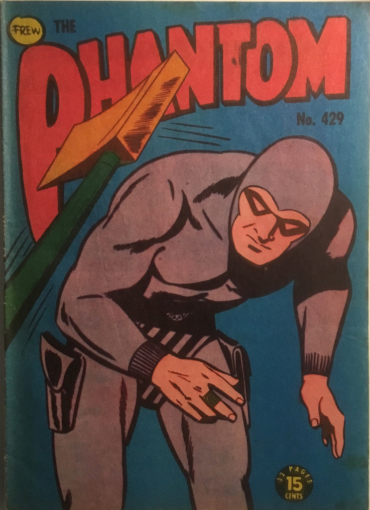 THE PHANTOM #429