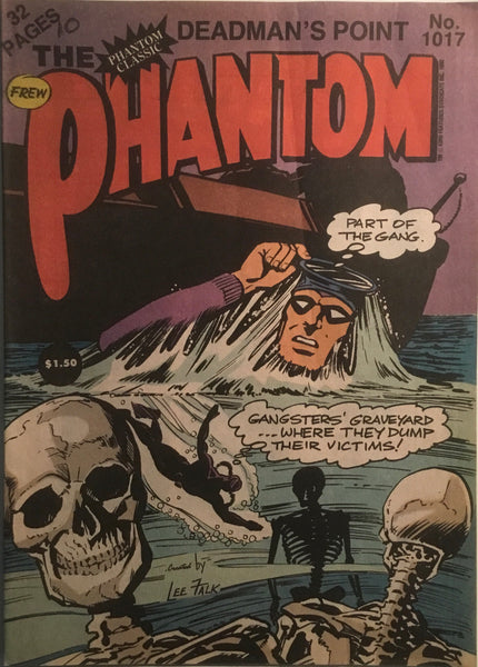 THE PHANTOM #1017