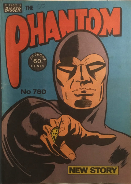 THE PHANTOM # 780