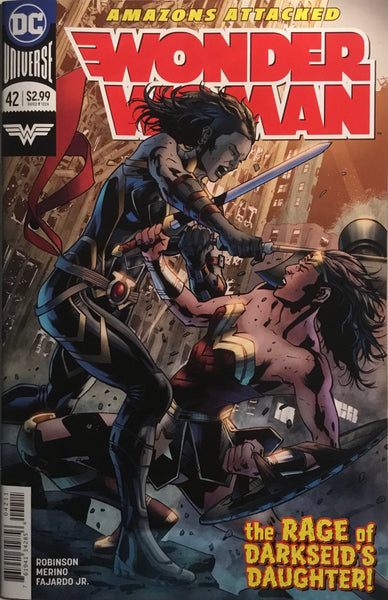 WONDER WOMAN (REBIRTH) #42