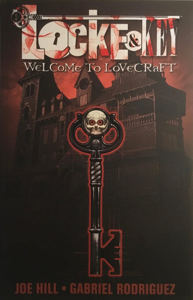 LOCKE AND KEY VOL 1 WELCOME TO LOVECRAFT GRAPHIC NOVEL