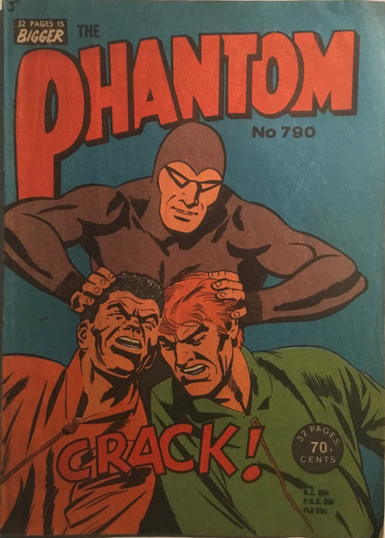 THE PHANTOM # 790