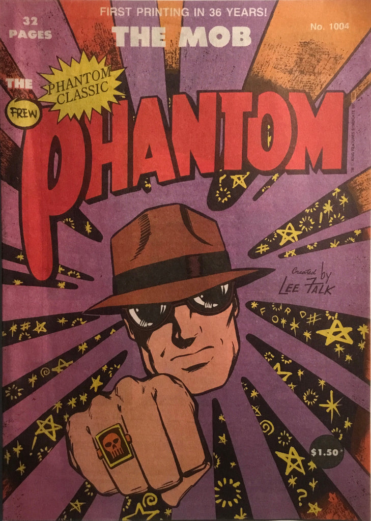 THE PHANTOM #1004