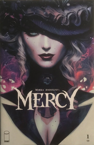 MERCY # 1 ARTGERM VARIANT COVER