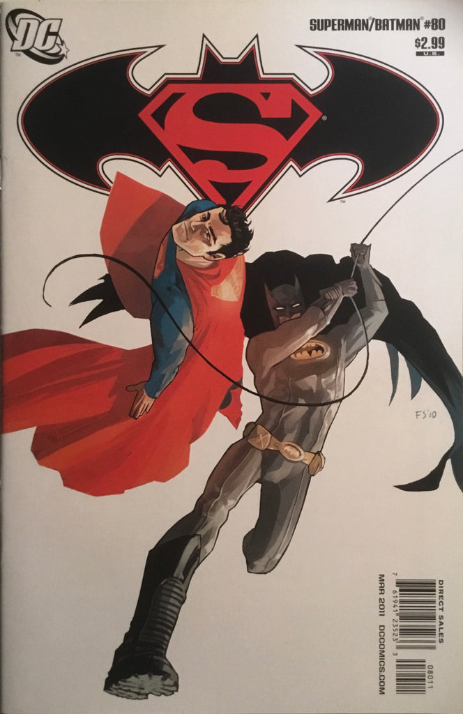SUPERMAN / BATMAN #80