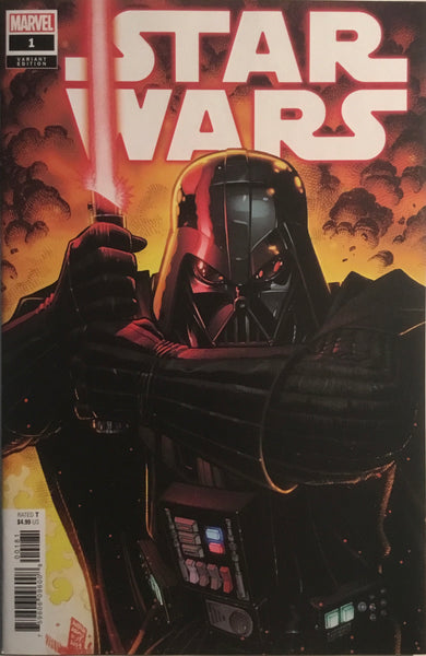 STAR WARS (2020) # 1 ADAMS 1:25 VARIANT COVER