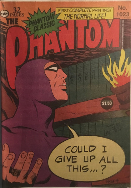 THE PHANTOM #1023