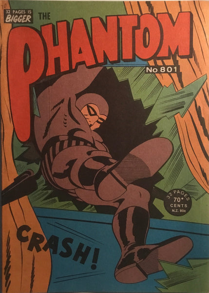 THE PHANTOM # 801