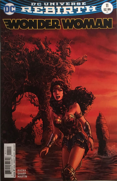 WONDER WOMAN (REBIRTH) #11