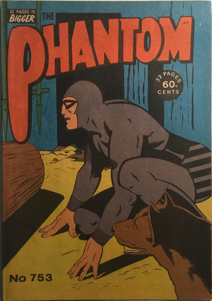THE PHANTOM # 753