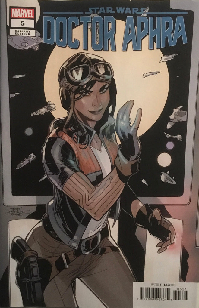 STAR WARS DOCTOR APHRA (2020) # 5 DODSON 1:25 VARIANT COVER