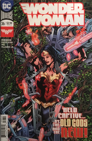 WONDER WOMAN (REBIRTH) #36