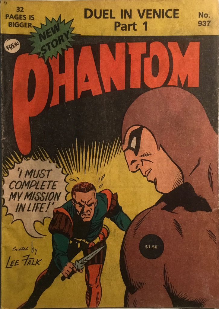THE PHANTOM # 937