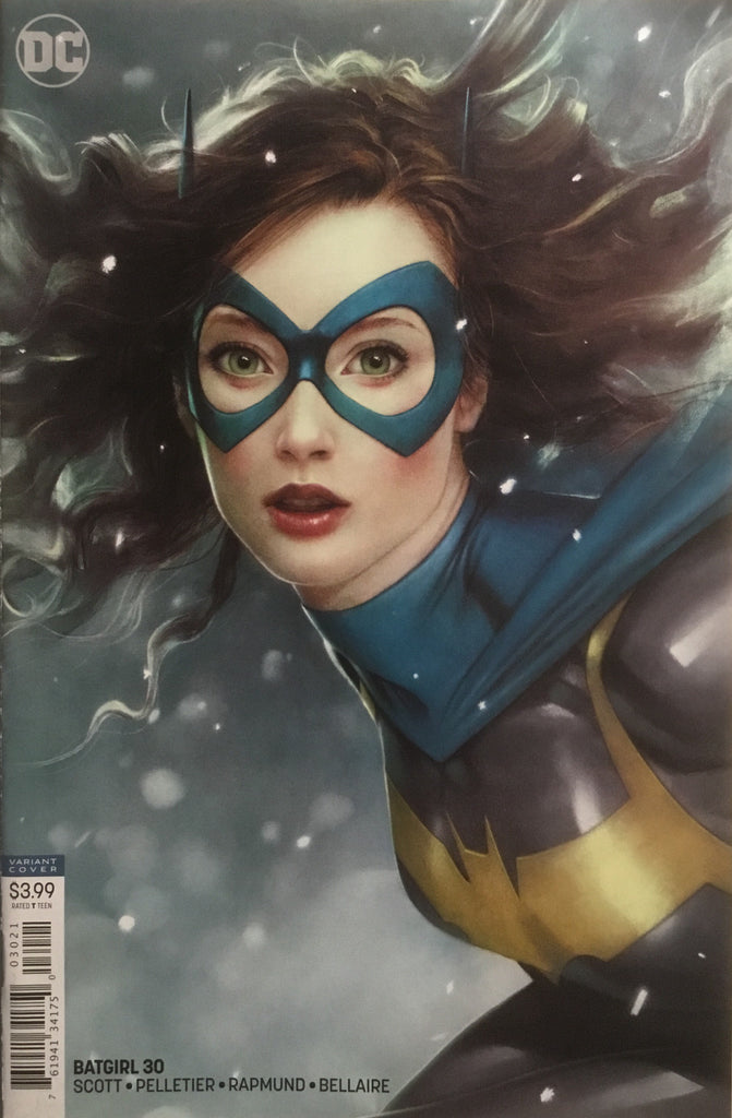 BATGIRL (REBIRTH) # 30 MIDDLETON VARIANT COVER