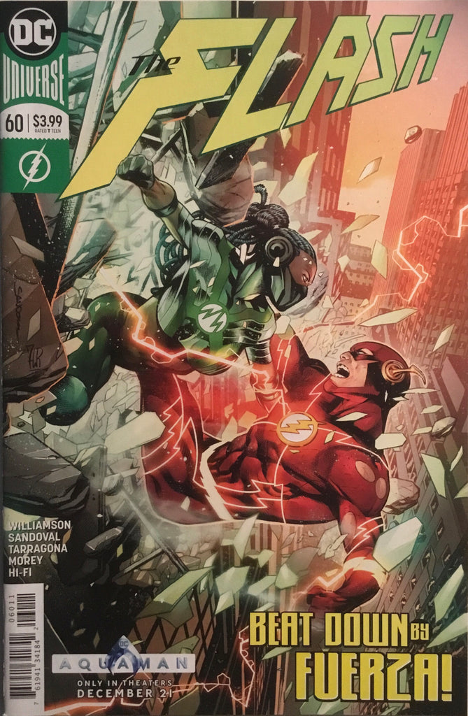 FLASH (REBIRTH) # 60 – Comics 'R' Us
