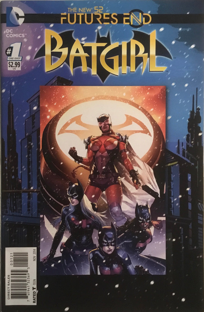 BATGIRL FUTURE'S END (NEW 52) # 1