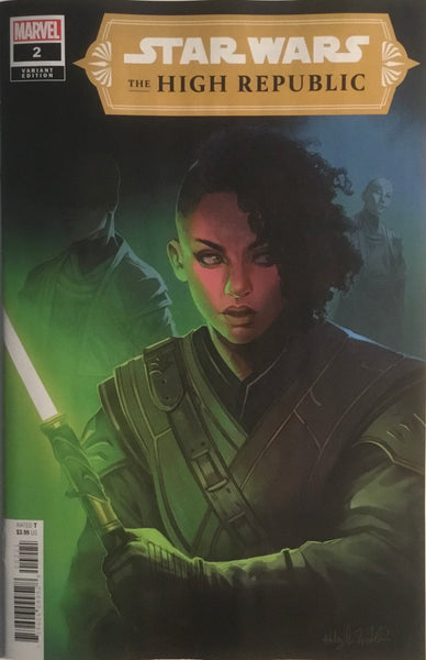 STAR WARS THE HIGH REPUBLIC # 2 WITTER 1:25 VARIANT COVER