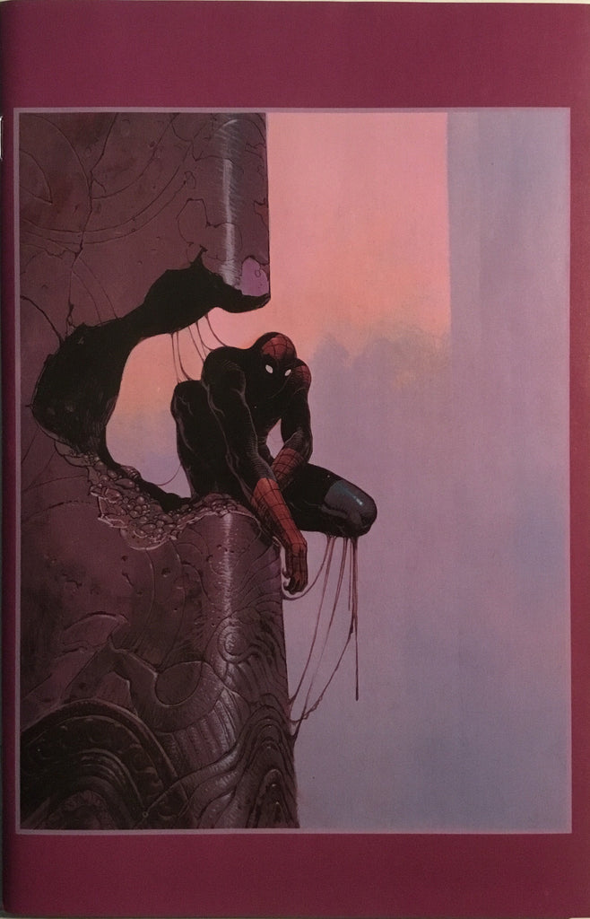 AMAZING SPIDER-MAN (2015-2018) # 800 MOEBIUS VIRGIN 1:100 VARIANT COVER
