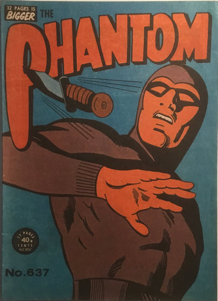 THE PHANTOM # 637