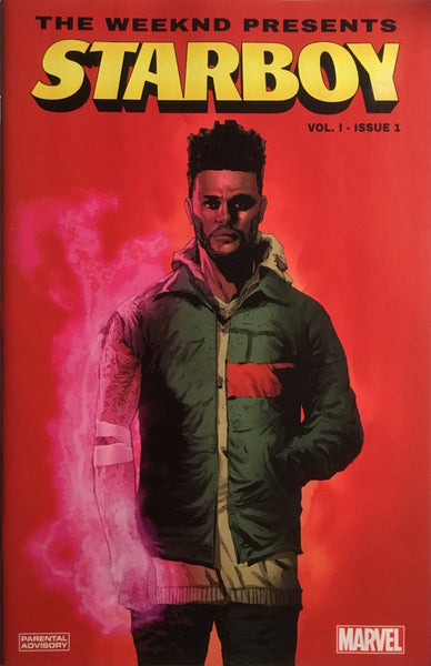 THE WEEKND PRESENTS STARBOY # 1