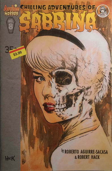 CHILLING ADVENTURES OF SABRINA # 8 (COVER A)