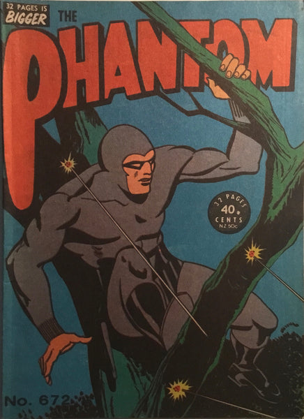 THE PHANTOM # 672