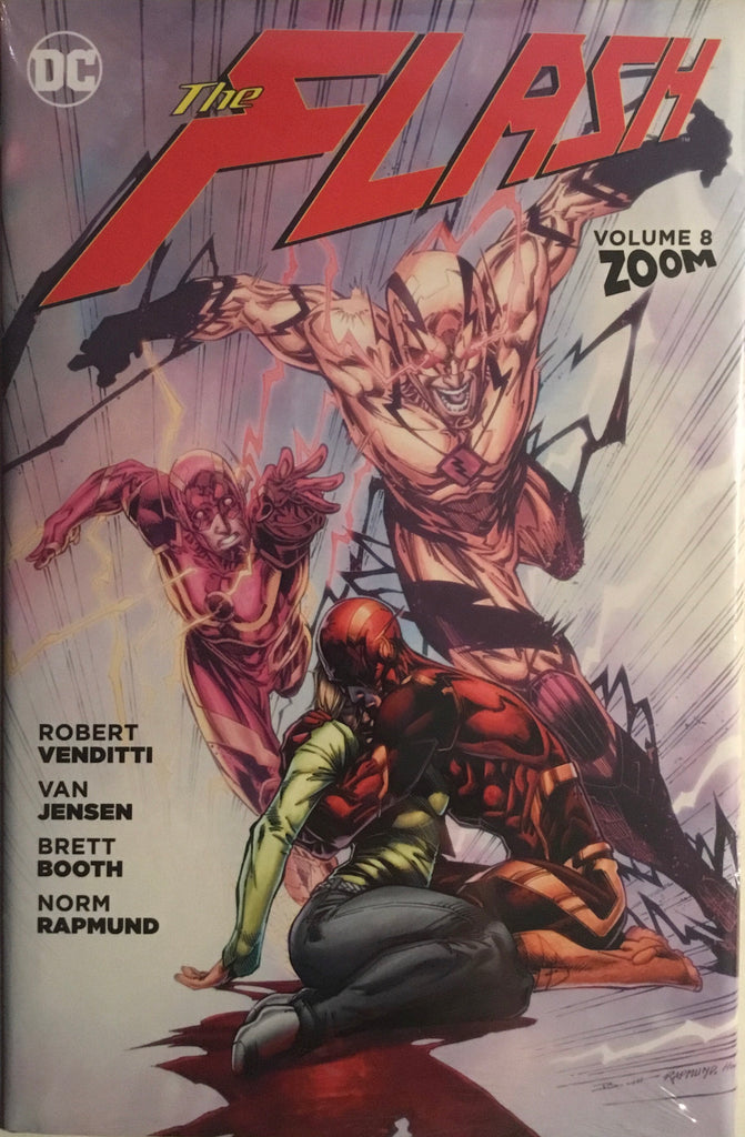 FLASH (NEW 52) VOL 8 ZOOM HARDCOVER GRAPHIC NOVEL